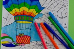 Free Coloring Pages for Adults   eHow
