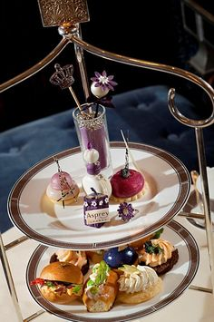 Tea fit for a Queen: Royal jewellers Asprey team up with Langham hotel to launch Jewelled Jubilee tea