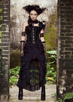 Style vestimentaire victorien la mode des robes de france - Steampunk style vestimentaire ...