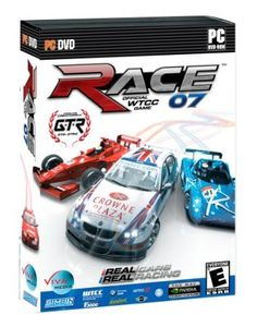 Race 07: Official WTCC Game by Viva Media #videogames #gamer #xbox #nintendo #playstation