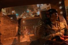 Japanese Taxi Driver Creates Dreamy Multiple Exposures of the City While Looking for Passengers - My Modern Met