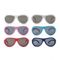 e9e91d2ce5 Protect your little s ones eyes during take-off with these pint-sized  aviator glasses! These safe