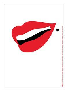 Kiss The Past Hello. Coca-Cola Design: 100 Years of the Coca-Cola Bottle. #MashupCoke by: Rapha Abreau, Coca-Cola Design @rapabreu