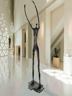 """Saatchi Art Artist Michele Rizzi; Sculpture; """"Star worship"""" Archaeological Finds, Steel Sculpture, Worship, Saatchi Art, Stars, Artist, Painting, Artists, Painting Art"""