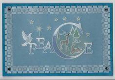 T T deer peace