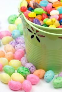 jelly beans - an easter staple