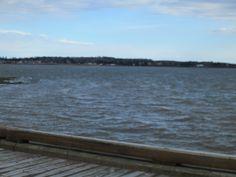 Encore le beau lac!