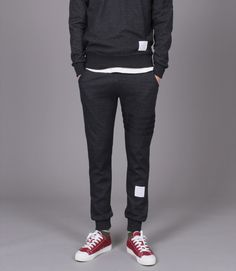 Thom Browne sweats -- everything // casual menswear style