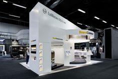 Lufthansa Systems –International Exhibition Stand, 54 m² - Ulla Götz - InnenArchitektur & Design