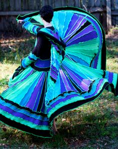 SuperDuperUbberAwesome Custom Kaleidoscope gypsy  faery elf festival patchwork  upcycled  recycled sweater coat