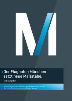 לשדה התעופה מינכן לא מספיק להיות ה-6 הטוב בעולם וחוגג 20 עם מיתוג חדש   מיתוג ערים ומדינות