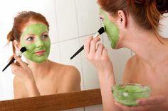 Mascarillas Antiarrugas naturales para el rostro