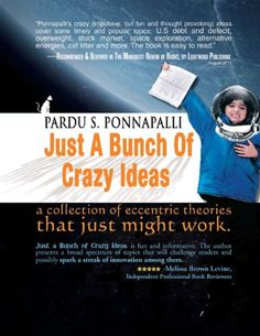 Free Kindle Book For A Limited Time : Just a Bunch of Crazy Ideas -