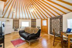 Malibu Yurt Retreat On Organic Farm