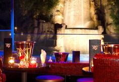 Las Vegas Top Nightlife Spots Tryst Nightclub at the Wynn Las Vegas is the go to for any Bachelor or Bachelorette Party!  #VegasVIP #BachelorPartyVegas #VegasBachelorette