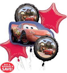 Disney Cars Party Supplies - Cars 2 Birthday - Party City