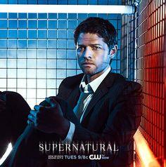 supernatural sam dean cas | Supernatural' Season 9 posters put Sam, Dean, Castiel, and Crowley in ...