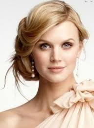 wedding hairstyles for high neck dresses - Google 検索