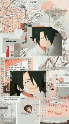 Ray the promised neverland wallpaper Otaku Anime, Anime Boys, Manga Anime, Anime Art, Anime Backgrounds Wallpapers, Animes Wallpapers, Cute Wallpapers, Wallpaper Animes, Anime Wallpaper Phone