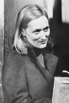 """""""Still of the Night"""" - Meryl Streep"""