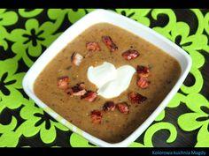 Kolorowa Kuchnia Magdy: Zupa chlebowa
