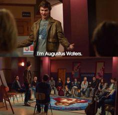 I'm Augustus Waters