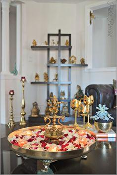 All Indian Home Decor Pooja Room Door Design, Home Room Design, Design Homes, Diy Design, Interior Design, Ethnic Home Decor, Indian Home Decor, Indian Decoration, Home Decor Signs