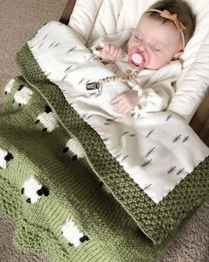 Project Files: Fabric Backed Knit Sheep Baby Blanket - Blanket . Project Files: Fabric Backed Knit Sheep Baby Blanket – Blanket Baby Knitting Patterns, Free Knitting, Crochet Patterns, Sewing Patterns, Baby Blanket Knitting Pattern Free, Blanket Patterns, Fabric Patterns, Crochet Stitches, Knitted Baby Blankets