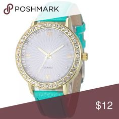 💚🌟Host Pick🌟Turquoise Watch Turquoise Watch                                                             🔹New, in package.                                                        🌟1/28 Weekend Wardrobe HP thanks to @belen18! Accessories Watches