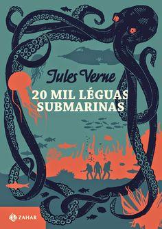 livro 2000 leguas submarinas