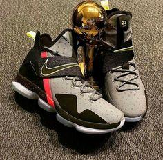 ddd83e13047 Nike LeBron 14 Agimat