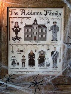 The Little Stitcher: Halloween