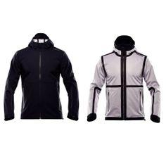 polychromeLAB fabric designed by PORSCHE Fashion Men, Fabric Design, Adidas Jacket, Motorcycle Jacket, Porsche, Jackets, Fabrics, Down Jackets, Moto Jacket