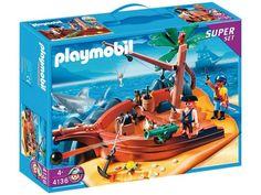4136 - Super Set Île Des Pirates