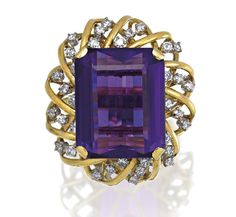 sotheby's amethyst ring - Google Search