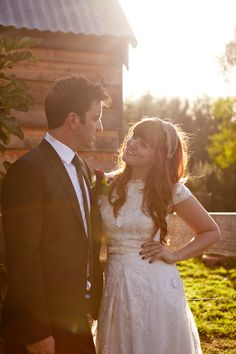 Daylesford Wedding from Goldsmith & Co