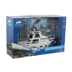Legos, Shark Cage, Cool Sharks, Jaws Movie, Great Wolf Lodge, Emergency Lighting, Spider Verse, Pet Toys, Animal Kingdom