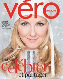 Couverture Véro Magazine