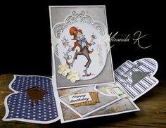 mirandamiep.blogspot.nl    Dutch Doobadoo Dutch Card Art fold ornament A4 470.713.62
