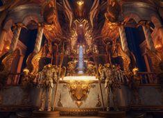 throne room winged fantasy king devil bayonetta cry polycount crossover dark desmera landscape portal chapter wattpad area