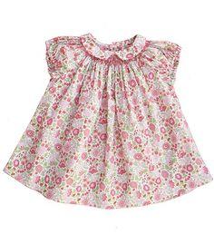 Robe de bébé Mariette