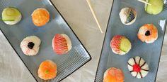 Temari sushi (sushi ball)