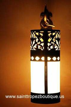 Photo of Moroccan sconce 08