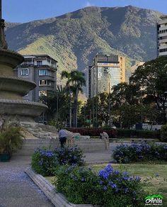 El Ávila desde Plaza Francia  Fotografía cortesía de @avilaprintproject  #LaCuadraU #GaleriaLCU #Caracas #CaracasUnica #CaracasHermosa #CaracasBella