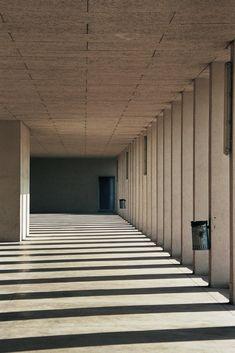 Gallaratese Complex, Milan, Aldo Rossi & Carlo Aymonino (1967-1972)
