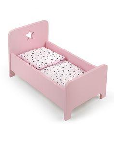 Baby Doll Bed, Baby Girl Toys, Doll Beds, Bedroom Furniture Design, Baby Furniture, Diy Lit, Wood Toys Plans, Doll House Plans, Dressing Room Design