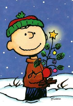 Charlie Brown Christmas / Handmade / Ready to hang picture plaque by ZellnerPrimitives on Etsy https://www.etsy.com/listing/171112125/charlie-brown-christmas-handmade-ready