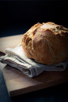 gluten free artisan bread by mattyinthesun, via Flickr