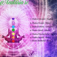 De-a lungul corpului nostru avem 7 centrii energetici pornind de la baza coloanei vertebrale până în creştetul capului. Cele 7 chakre au un rol important în procesul de vindecare spirituală, emoțională, dar şi fizică.🙏💆♂️🧘♂️ _________________________________ • • • • • #healaria #healthygoals #healthylifestyle #chakras #chakrahealing #chakrabalancing #chakrasaligned #goodhabits #improveyourself #bethebestyou #naturalhealing #muladhara #swadisthana #manipura #anahata #vishuddha… Chakra, Solar, Movies, Movie Posters, Instagram, Films, Film Poster, Chakras, Cinema
