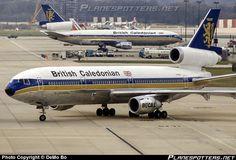 G-BHDJ British Caledonian Airways McDonnell Douglas DC-10-30